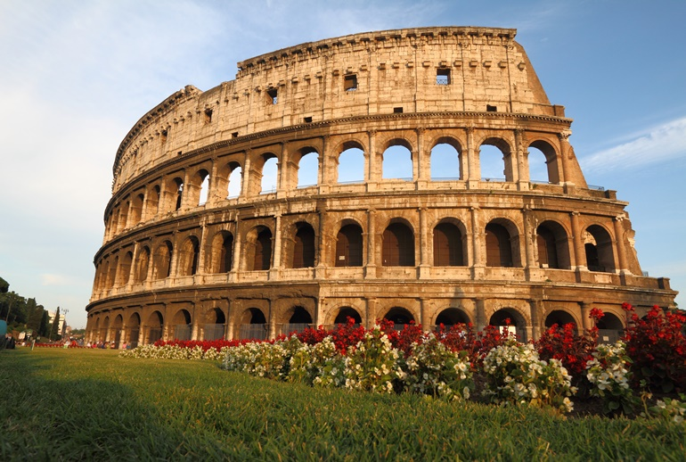 €25M restoration of Roman Colosseum is now complete; new € ...