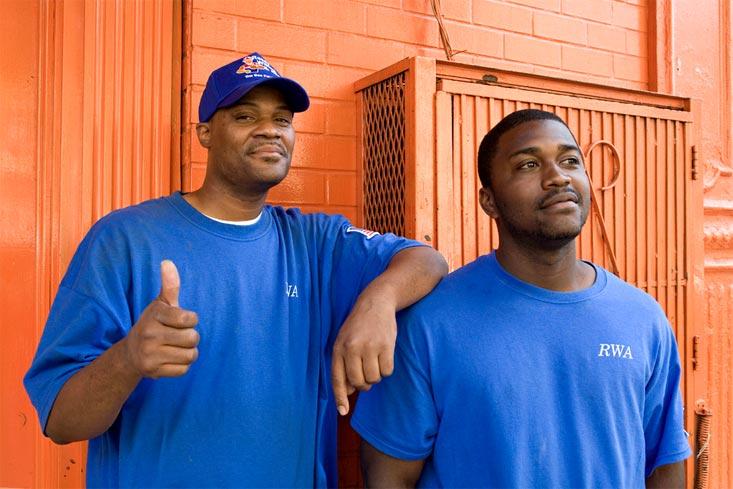 NYC program revitalizes neighborhoods & restores lives of homeless