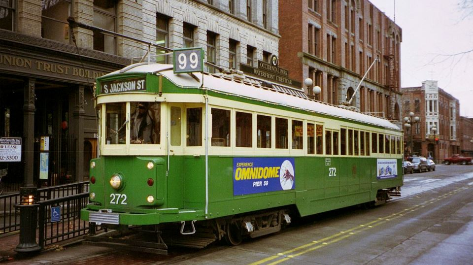 Trolley Car: St. Louis Restores Historic Australian Trolley Cars To