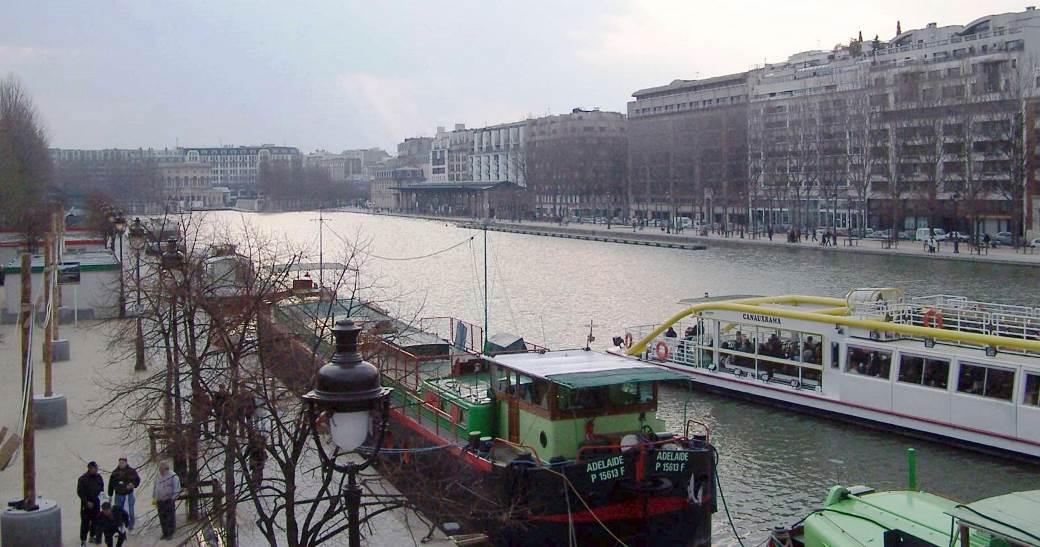 Paris accelerates global trend of restoring urban waterways to