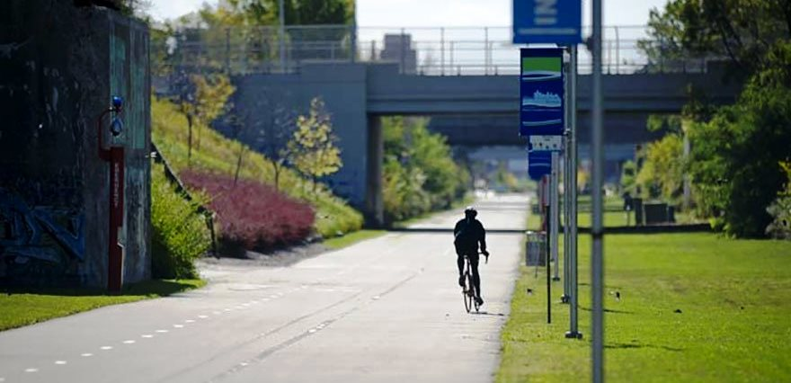Detroit adds 7 5-mile trail to reconnect and revitalize