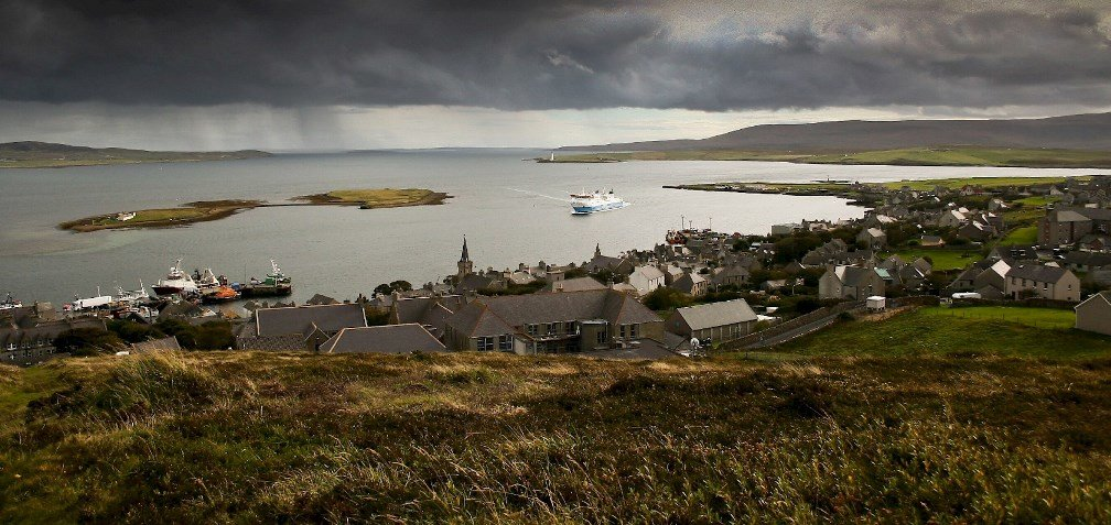 Regeneration plan for a declining Scottish fishing town is
