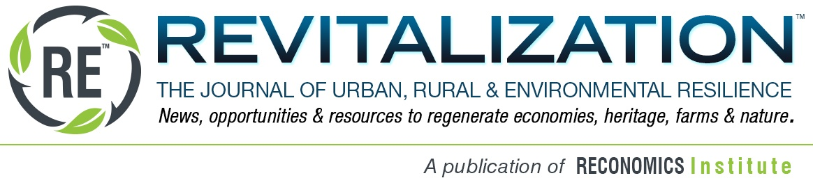 The journal of urban, rural and environmental resilience.