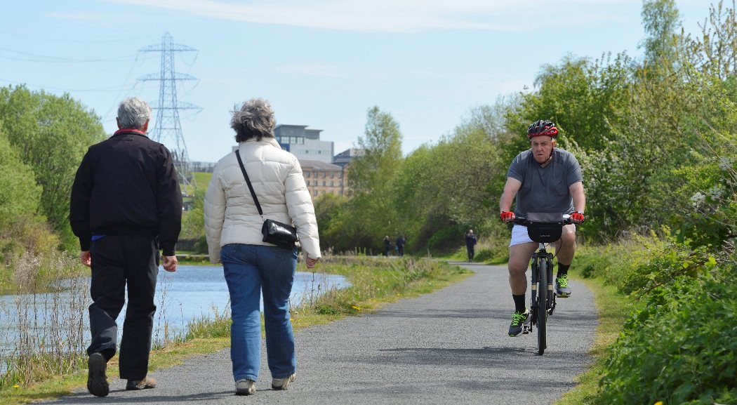 Scotland is looking for 10 green infrastructure projects to share £8