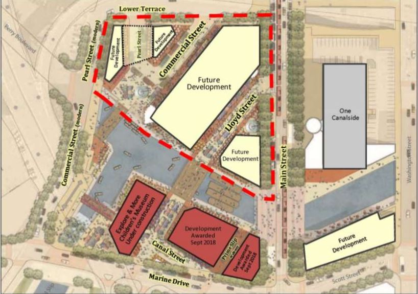 RFP: Redeveloper wanted to revitalize two canalside acres in