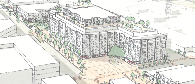 RFP: Private redeveloper wanted to revitalize a downtown city-owned