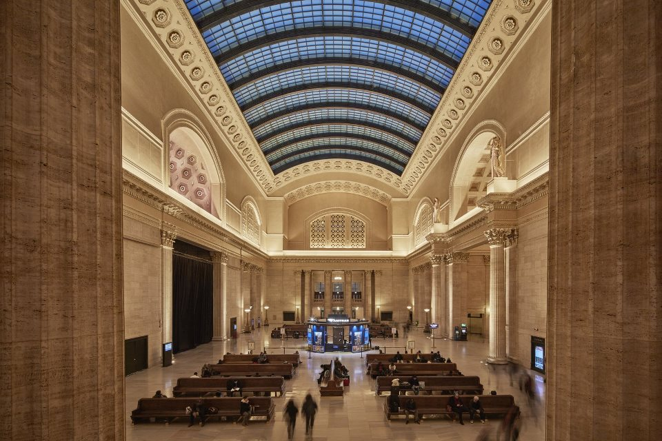 Great Hall Restoration is completed at the historic 1925