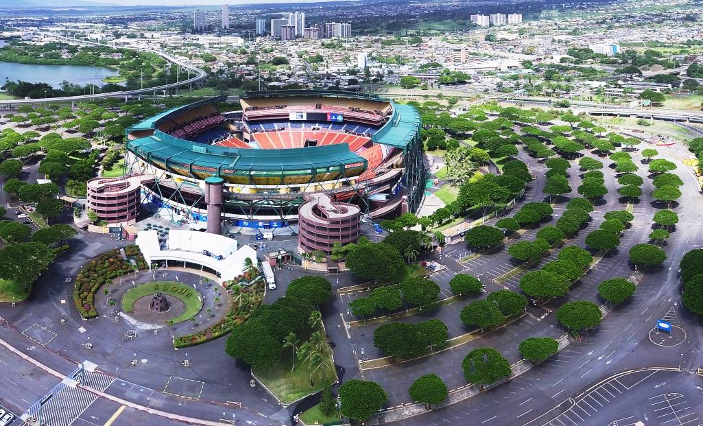 Hawaii's Aloha Stadium to get a $350 million renovation
