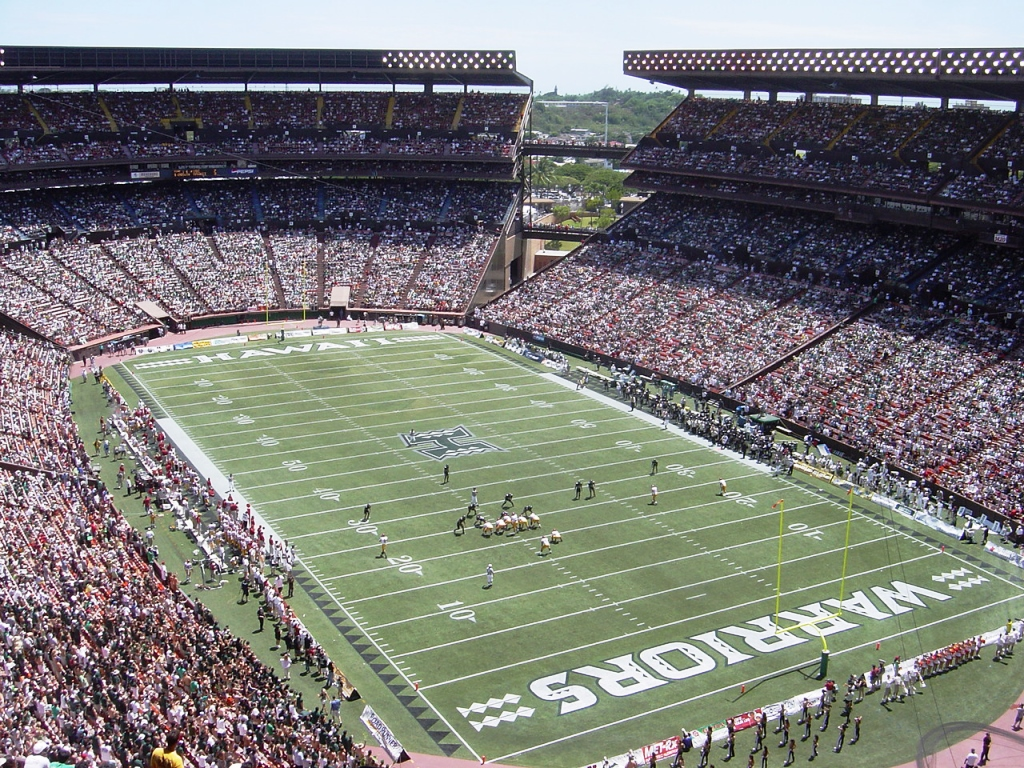 Hawaii's Aloha Stadium to get a $350 million renovation